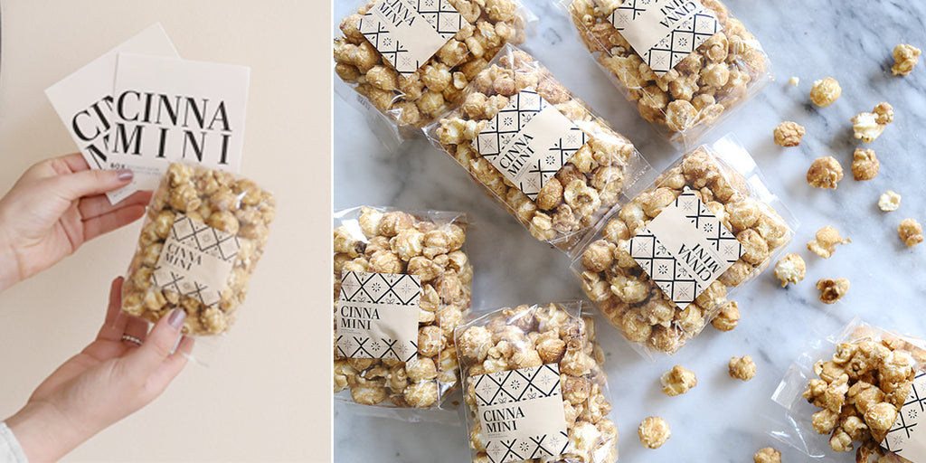 Cinnamon Churro Popcorn GiftBoxes