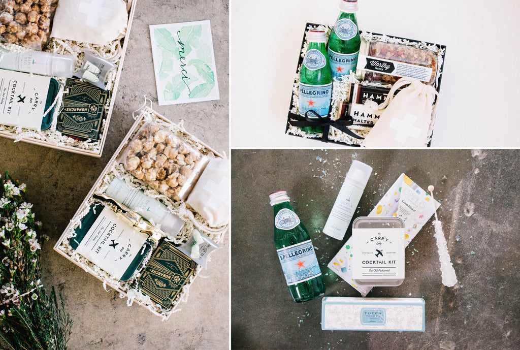 Wedding Welcome Bag Idea // BOXFOX