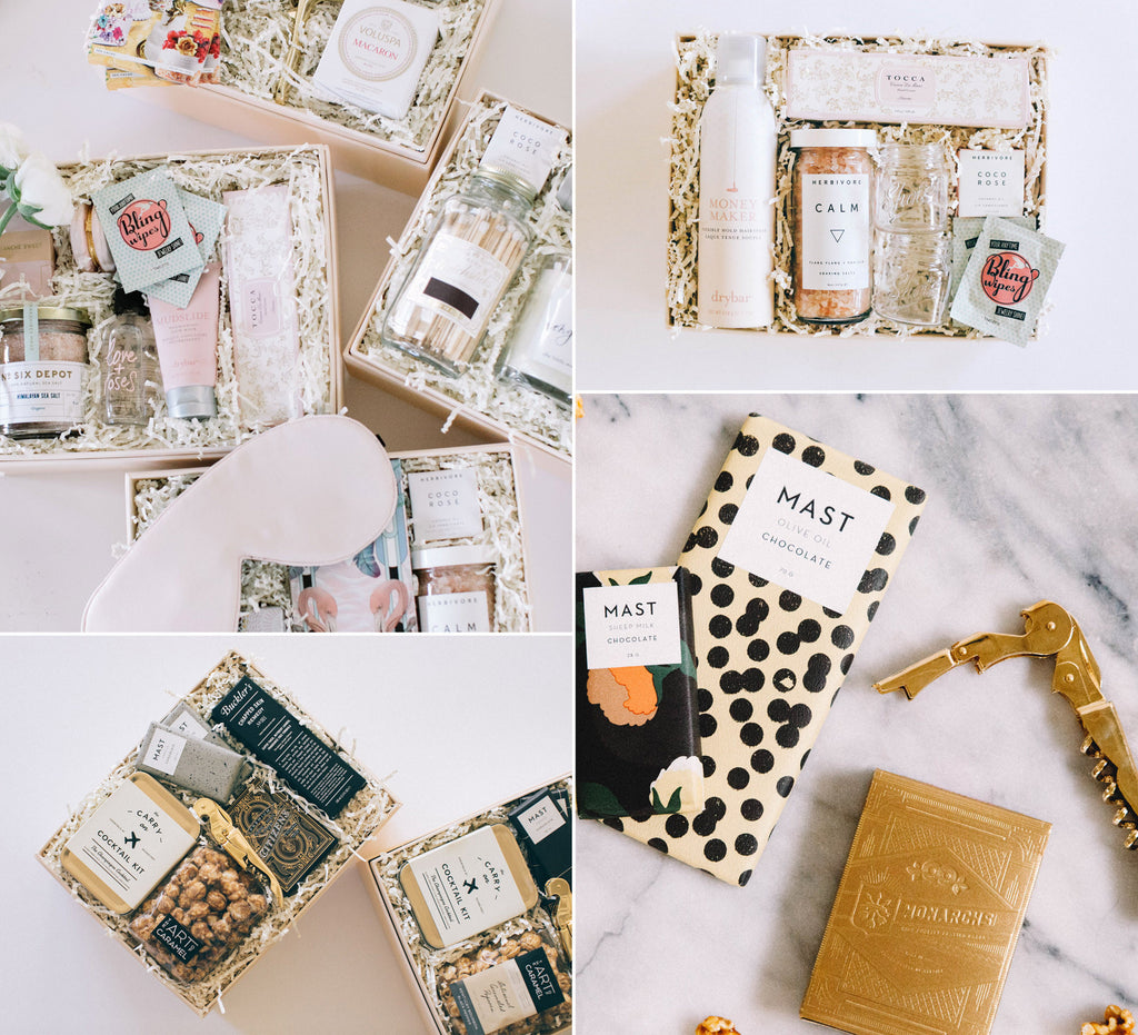 Lauren Conrad Wedding Welcome Ideas // BOXFOX