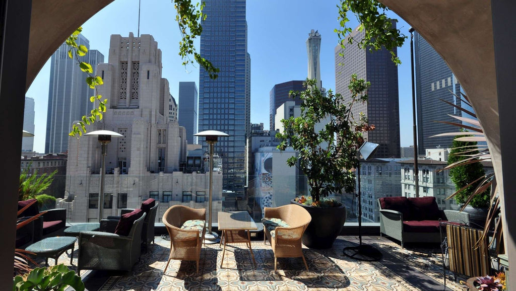 Perch LA best rooftop bar