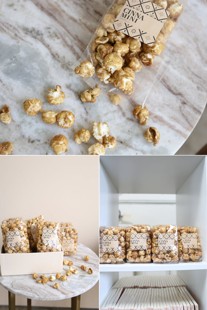 Send gourmet popcorn in a giftbox
