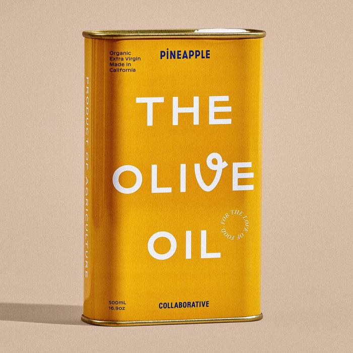 Yellow Olive Oil