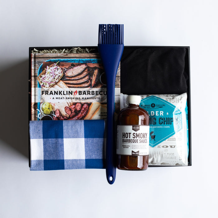 Backyard BBQ gift box, Backyard BBQ BOXFOX, Barbecue Gift Box