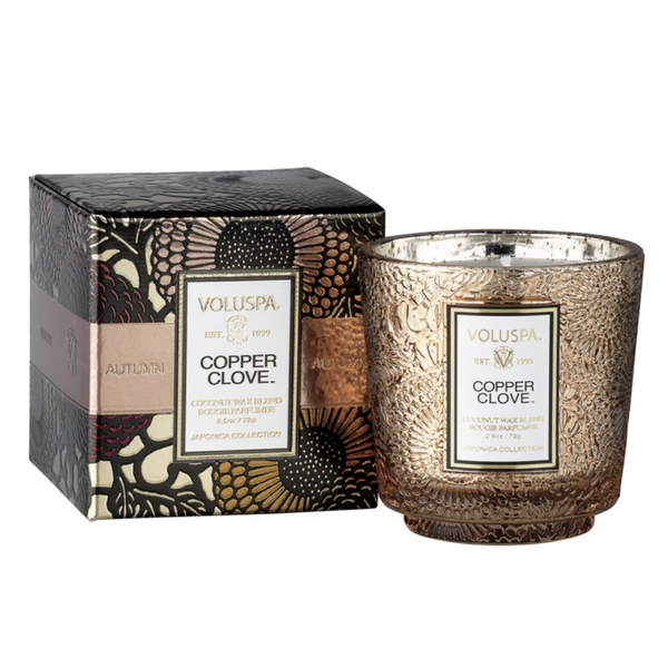 Copper Clove Mini Candle