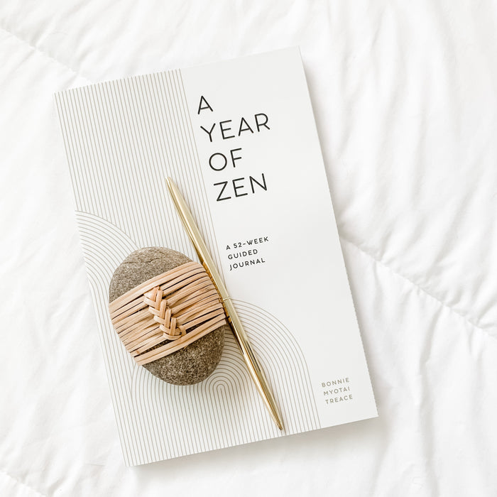 A Year of Zen: A 52-week Guided Journal