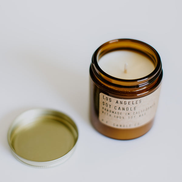 Los Angeles Mini Soy Candle