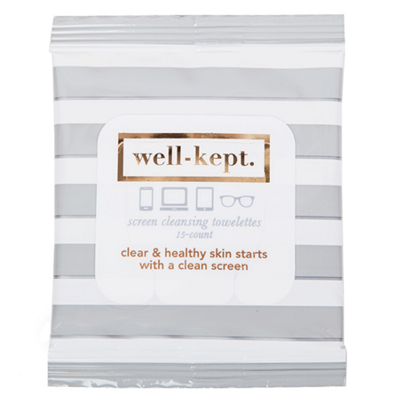 Well Kept Wipes // The Hampton // BUILD A BOXFOX