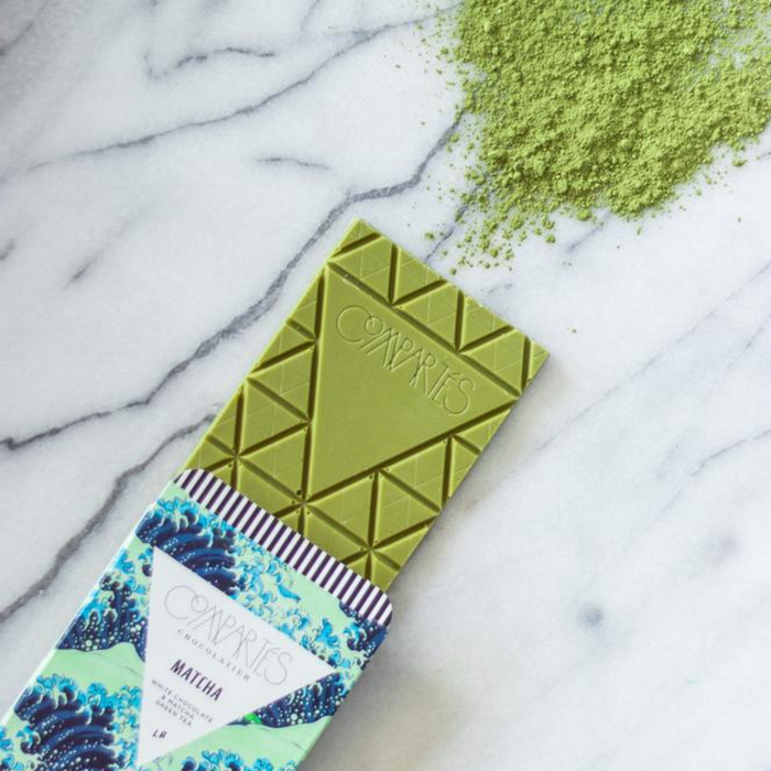 Matcha Green Tea Chocolate Bar
