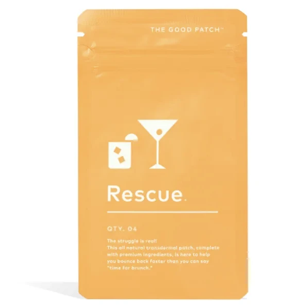 Rescue Hangover Patch