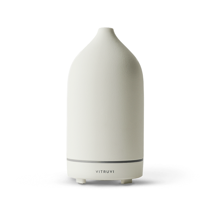 White Stone Essential Oil Diffuser