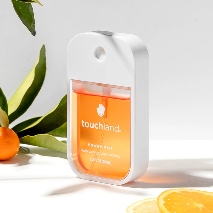 Citrus Travel Hand Sanitizer