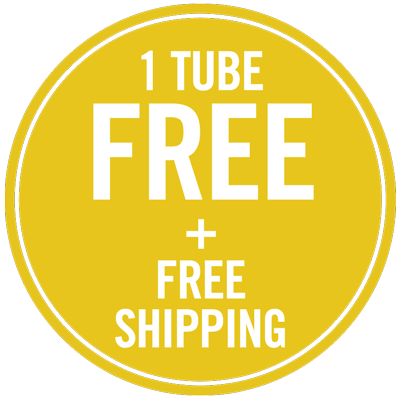One Tube Free Plus Free Shipping