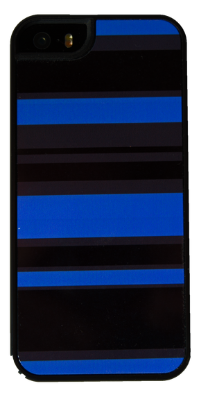 Blue Lines Smart Phone Cover