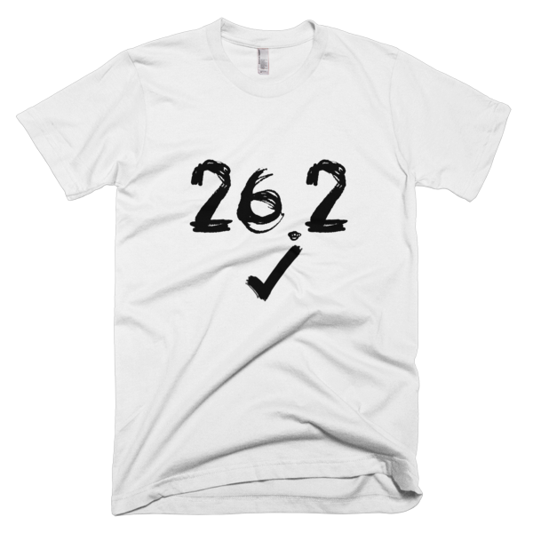 26.2 Checkmark Short Sleeve Tee