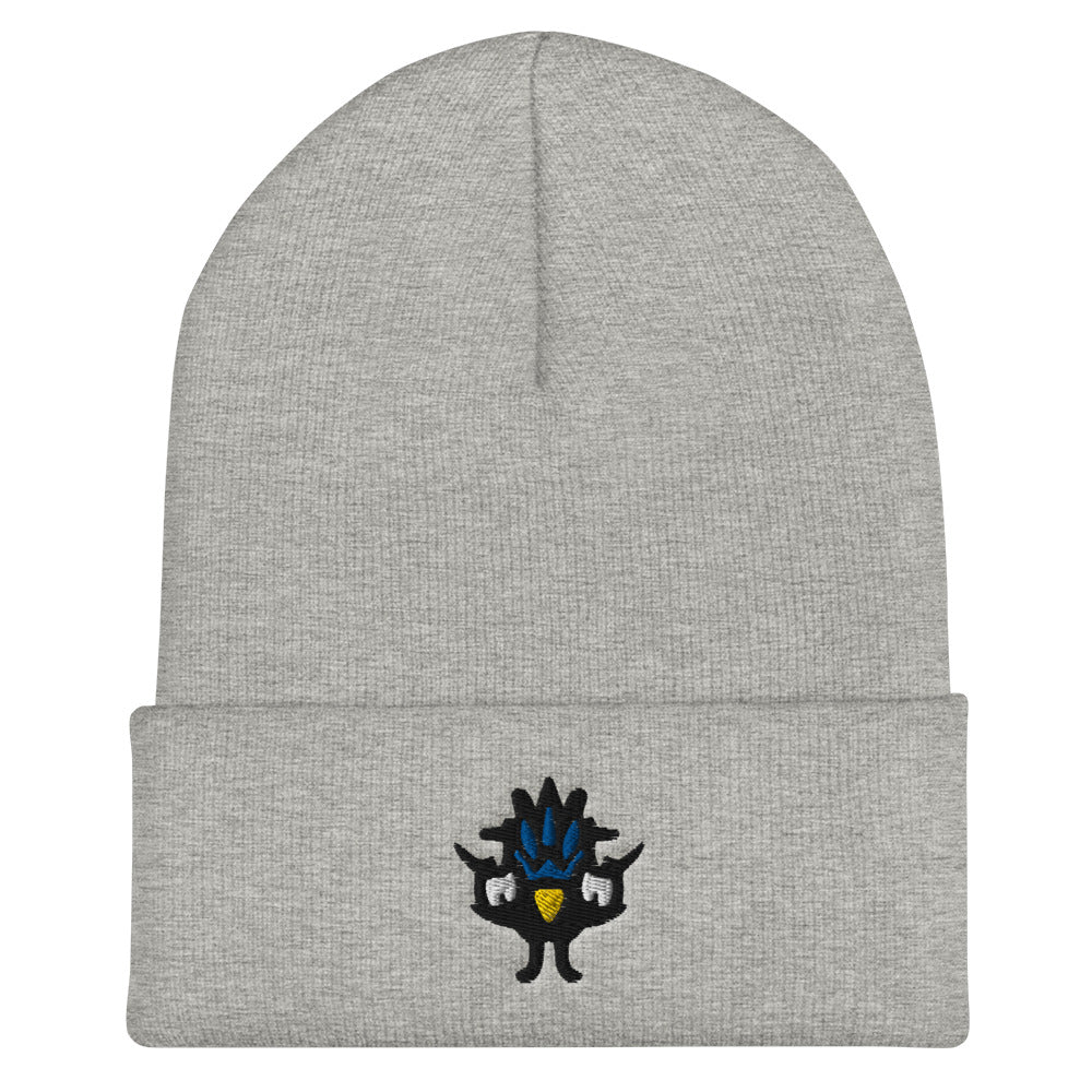 Blue Bird Beanie - Tina Velk Co