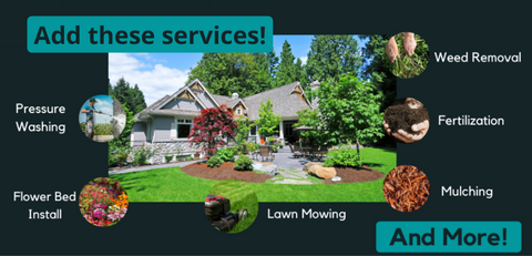 Lawn care services we offer in Hoover Al