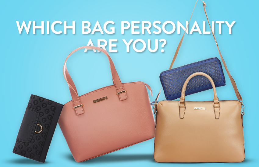 Which Bag Personality Are You