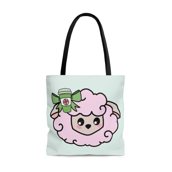 Minter Sheep Tote Bag- Medium