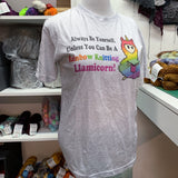 SALE- Rainbow Llamicorn Tee
