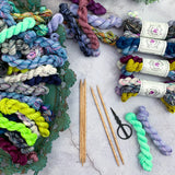 Random Micro Mini Skeins