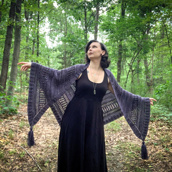 *PREORDER* Northern Winds Shawl Kit