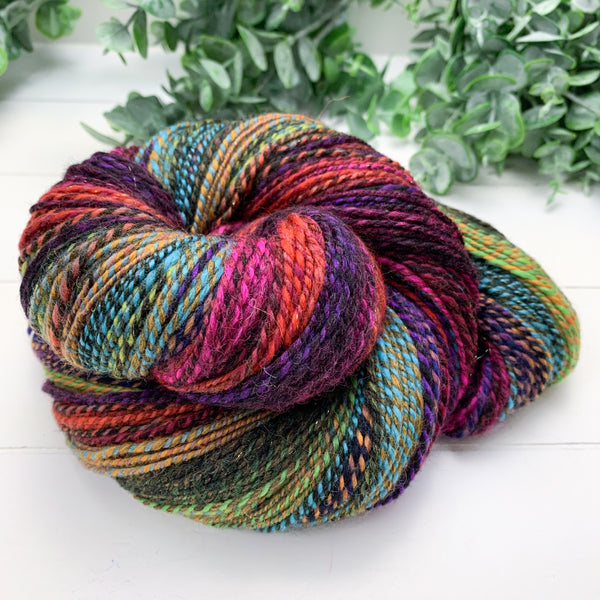 Destash Sale- Gems Handspun Sport Weight