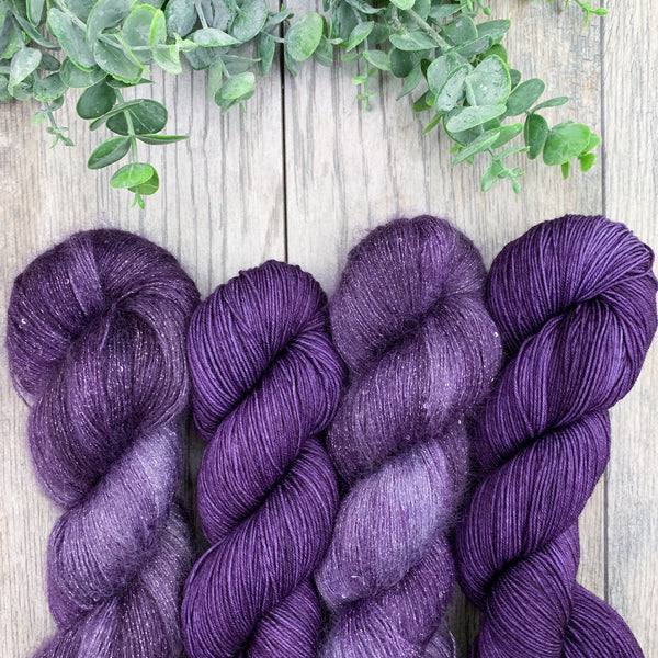One Purple That Rules Them All- OOAK