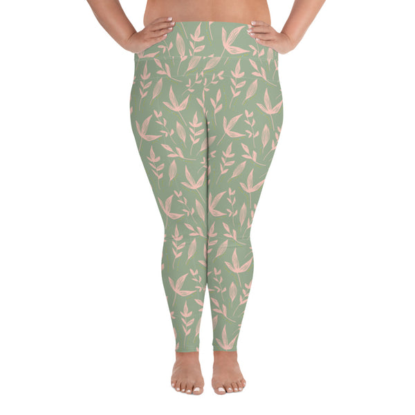 May Plus Size Leggings