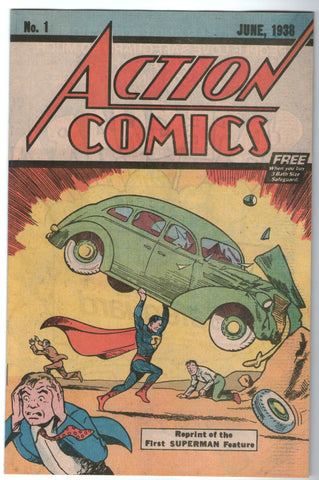 ACTION COMICS TP VOL 02 BULLETPROOF
