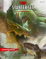 D & D Dungeons & Dragons Starter Set