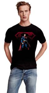 ACTION #1000 MAN OF STEEL T/S XL