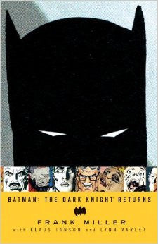 BATMAN the DARK KNIGHT RETURNS TP