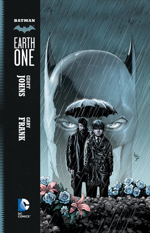 Batman Earth One hardcover