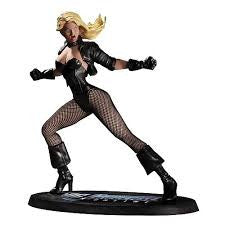 DC Universe Online Black Canary statue