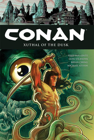 CONAN HC VOL 19 XUTHAL OF THE DUSK
