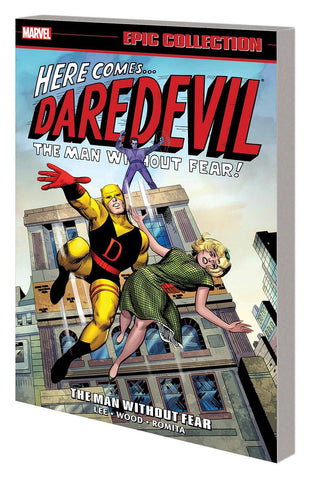 Daredevil Man Without Fear Epic Collection trade
