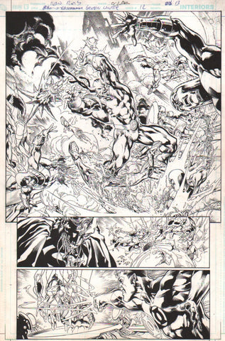 Green Lantern issue 12 page 13