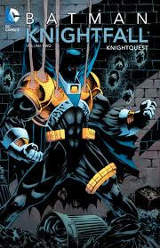Batman Knightfall  volume two Knightquest