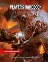 D & D Dungeons & Dragons Player's Handbook