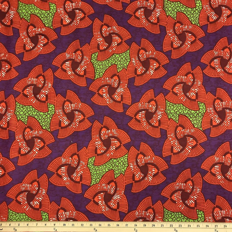 African Print (185173-3) Fabric