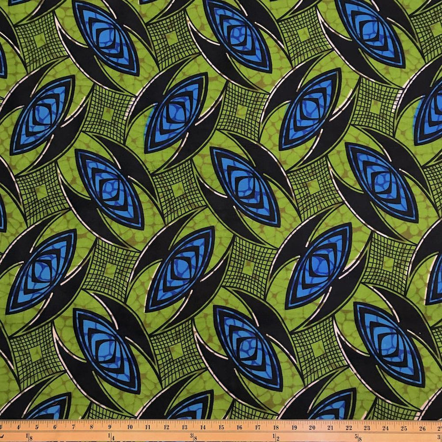 African Print (185166-1) Fabric