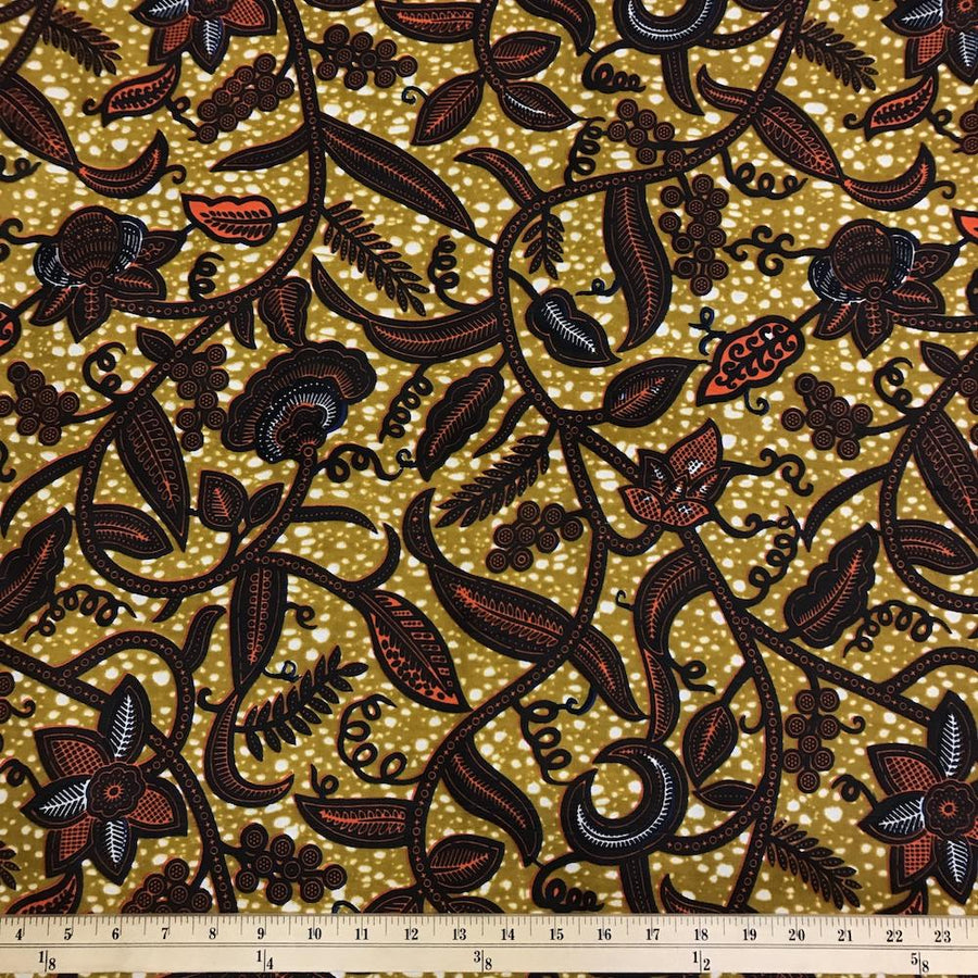 African Print (185178-3) Fabric