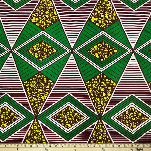 African Print (185160-1) Fabric