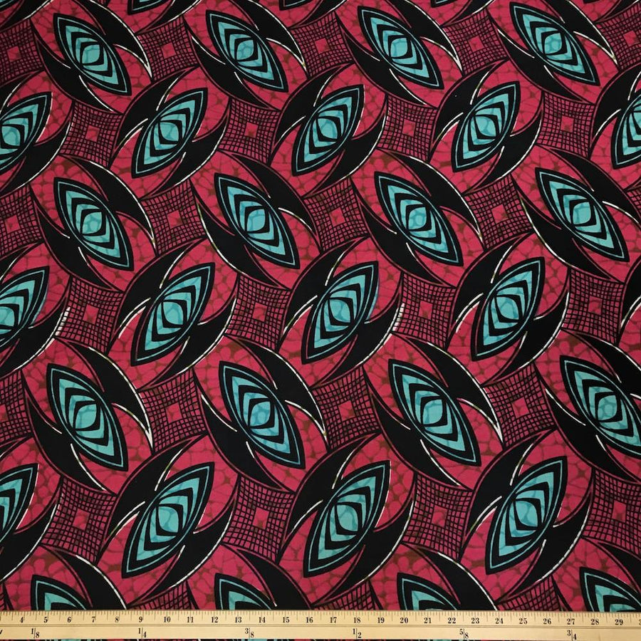 African Print (185166-3) Fabric