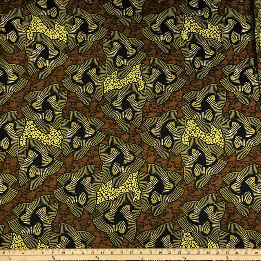 African Print (185173-2) Fabric