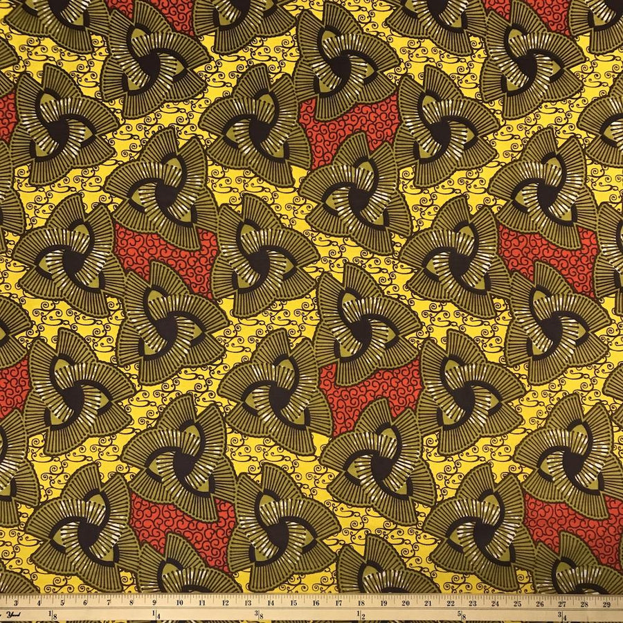 African Print (185173-1) Fabric