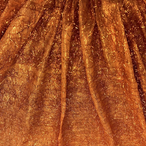 "Metallic Longhair Eyelash Uragiri Lame (60"") Fabric"