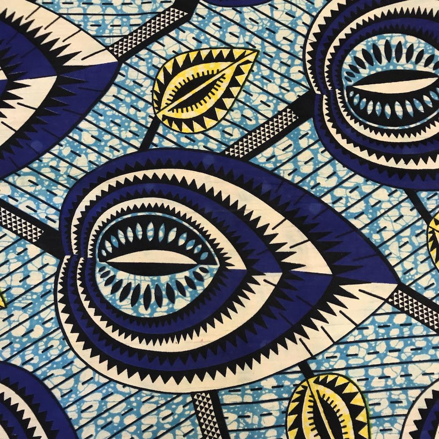 African Print (185169-2) Fabric