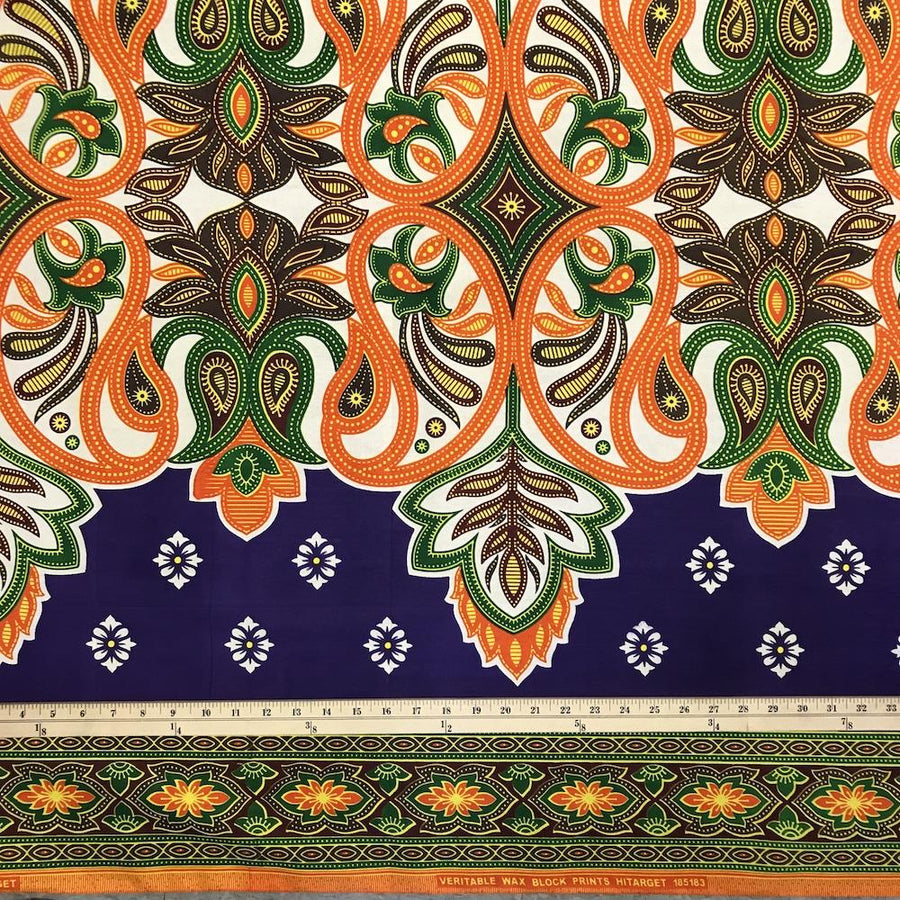 African Print (185183-2) Fabric