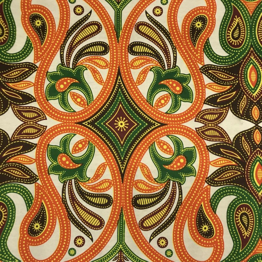 African Print (185183-3) Fabric